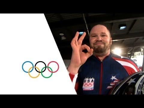 Steven Holcomb's Preparation For Sochi | Sochi 2014 Winter Olympics