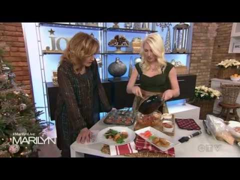 Video Healthy Recipes that Freeze Well -Abbey Sharp on Marilyn Denis Show