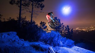 Just because the sun is down doesn't mean you have to stop riding