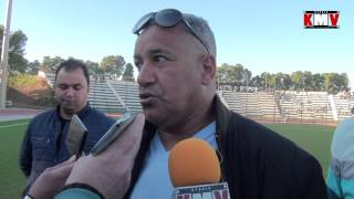 preview picture of video 'match du mouloudia d'oujda et widad temara'