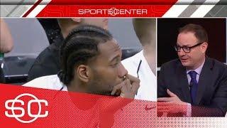 Spurs hold players-only meeting to motivate Kawhi Leonard return | SportsCenter | ESPN