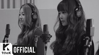 [MV] MelodyDay (멜로디데이) _ Hallo (Recording ver.)
