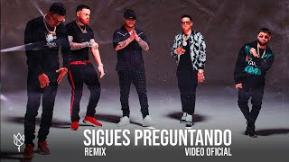 Sigues Preguntando (Remix) - J Alvarez (Video)