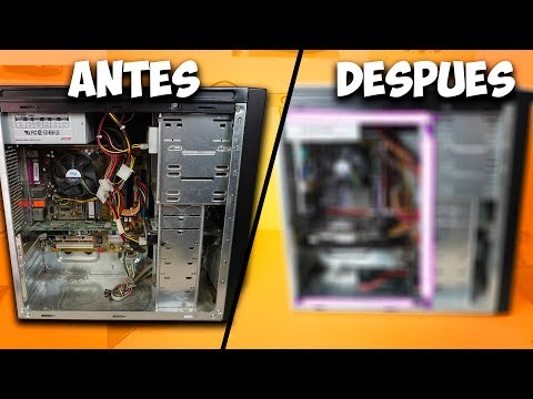 Transformando PC con Pentium 4 a PC Gamer