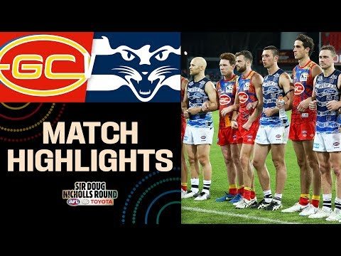 Gold Coast v Geelong Highlights | Round 10, 2019 |  AFL