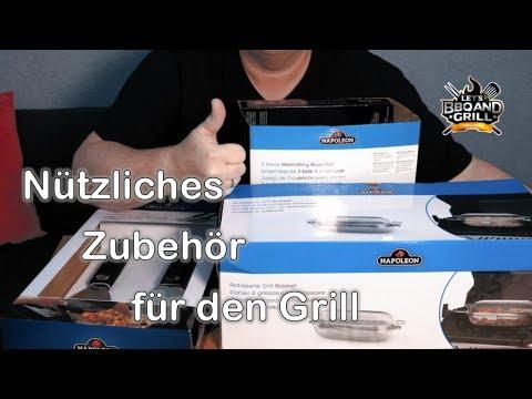 Nützliches Zubehör für den Grill