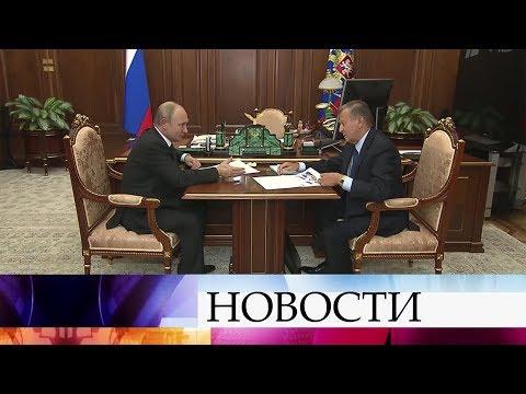 Развитие рынка газомоторного топлива было в центре внимания на встрече В.Путина и В.Зубкова.