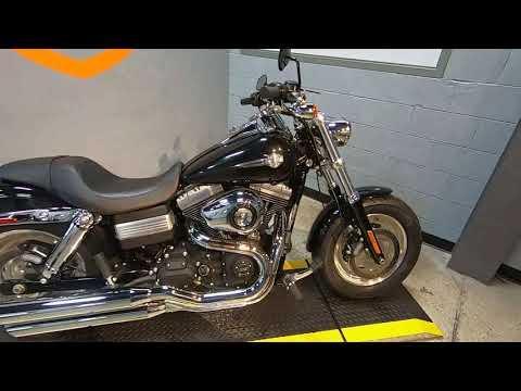 2013 Harley-Davidson Dyna Fat Bob FXDF 103