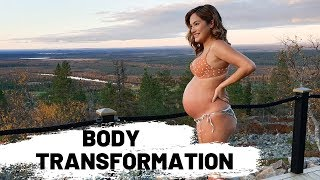 My Pregnancy Transformation   Week by Week
