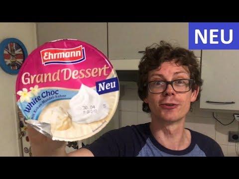 Grand Dessert White Choc mit Kokos-Mandel Sahne im Test - Lohnt sich die neue Sorte?