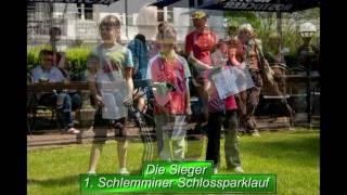 preview picture of video 'Schlemmin - Die Sieger vom 1.Schlemminer Schlossparklauf - Sport & Spass'