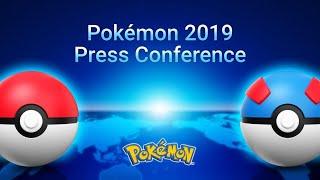 Pokemon Conference - LIVESTREAM & REACTIONS