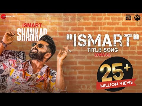 Hero Ram Ismart Shankar Movie Title Song