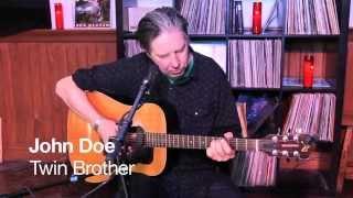 """John Doe - """"Twin Brother"""""""