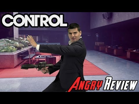CONTROL Angry Review - YouTube video thumbnail