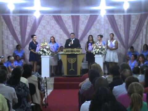 congresso De senhoras da Igreja Só o senhor é Deus de Diamante do norte