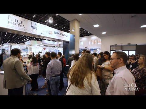 Vídeo oficial da FCE Pharma 2019