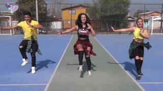 GUAYO Elvis Crespo ft Ilegales coreografía Zumba