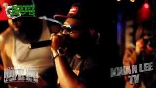 Freeway And Beanie Sigel Perform Roc The Mic At Webster Hall 3-26-2012