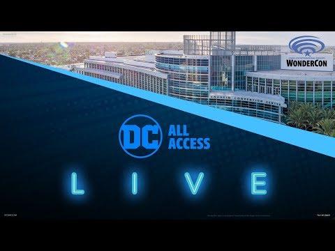 DC Publishers Panel – WonderCon 2018