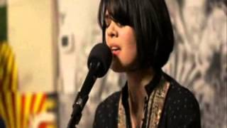 Bat For lashes - Lilies live at Flavorpills Sessions