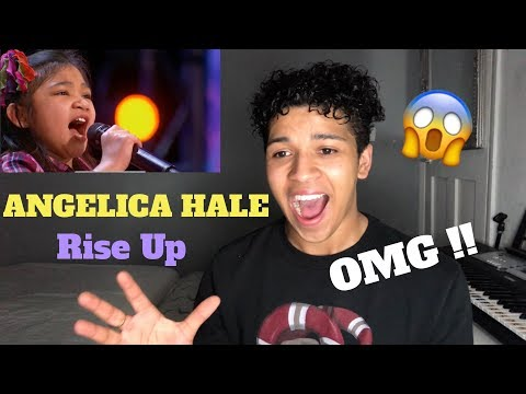 Angelica Hale: 9-Year-Old Singer Stuns the Crowd With Her Powerful Voice  MY REACTION