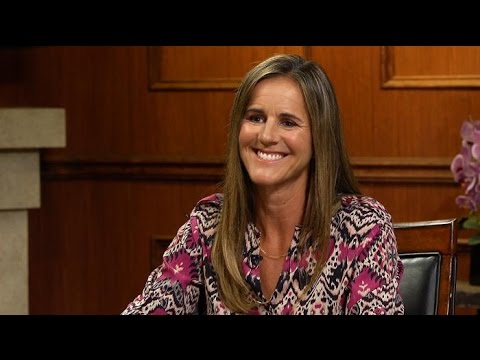 Brandi Chastain revisits her legendary World Cup penalty kick | Larry King Now | Ora.TV