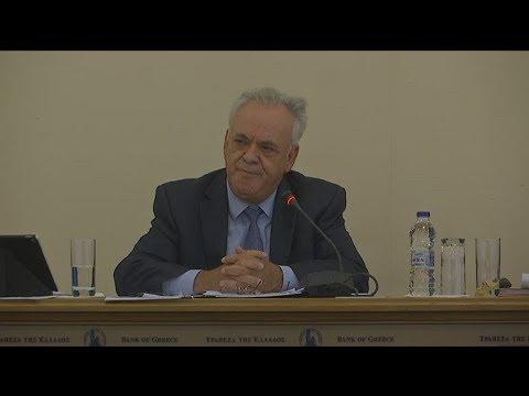 Γ. Δραγασάκης: Δεν βοηθούν η καταστροφολογία και ο μηδενισμός στην παρούσα συγκυρία