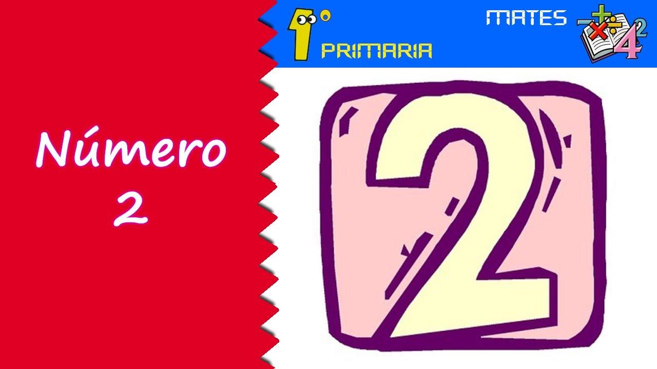 Matemáticas. 1º Primaria. Tema 0: Número 2