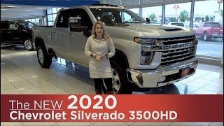 All-New 2020 Chevrolet Silverado 3500HD | Mpls, St Cloud, Monticello, Buffalo, Rogers, MN | Review