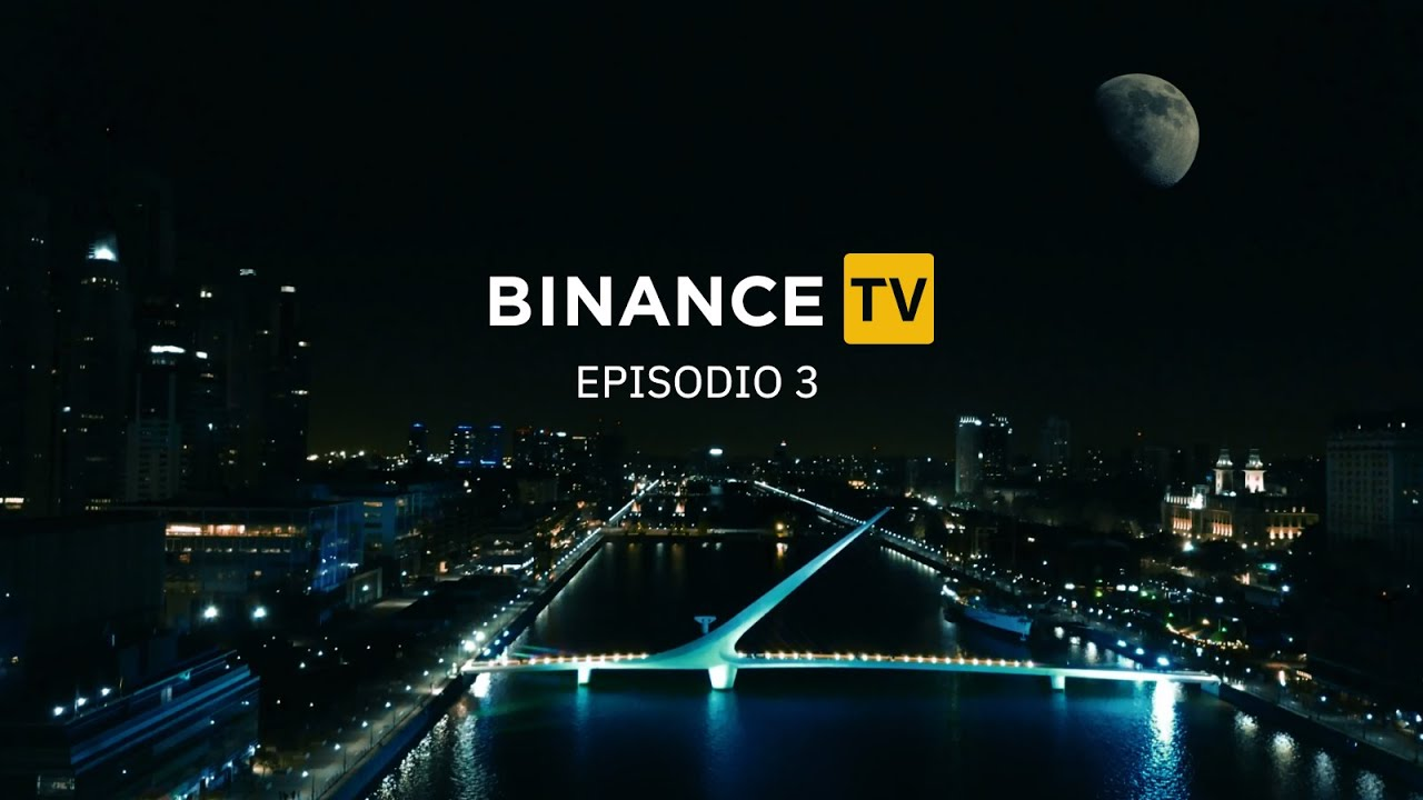 Binance TV arrives: with style 'late night'  New Yorker, how is the program that informs about the bitcoin world