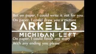 The Arkells - On Paper (Lyrics)