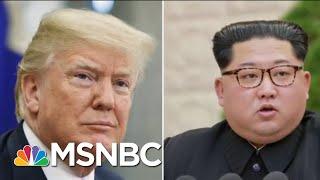 President Donald Trump Cancels June Singapore Summit With North Korea | Velshi & Ruhle | MSNBC