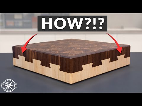 Building an Impossible Chopping Block
