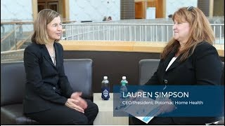 Forcura's Discussion w/ Lauren Simpson, CEO of Potomac Home Health