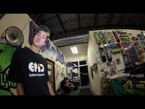 Epic Indoor Skatepark Tour