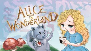 Алиса в Стране Чудес, Обзор на фильм Алиса в Стране чудес Тима Бертона (часть 1)