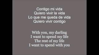 Shakira - Suerte  With Spanish  S And Translations