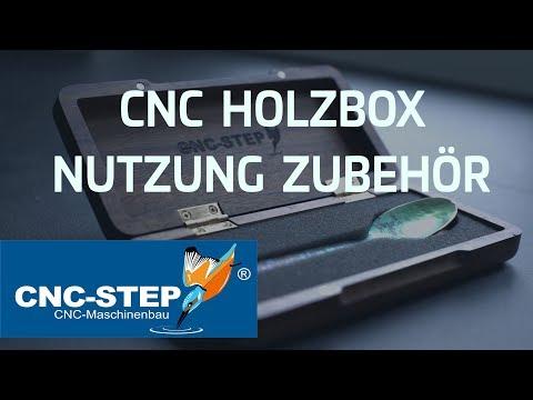 CNC Holzbox Tutorial Fusion360 Teil 3