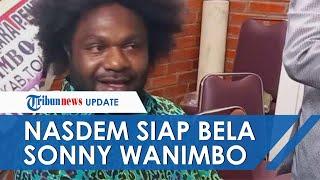Nama Sonny Wanimbo Disebut Jadi Donatur KKB Papua, NasDem Siapkan 100 Pengacara untuk Dampingi