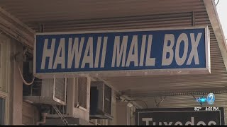 Customers can't get their mail after mailbox rental company shuts down