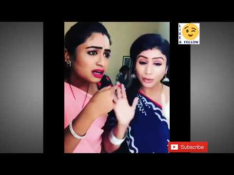 Download Jimikki Kammal Dubsmash Manasa | Vijay Tv Raja Rani Serial Semba | Alya Manasa Dubsmash Jimmi Kammal HD Mp4 3GP Video and MP3