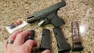 glock 43 extended magazine vs 43x - Thủ thuật máy tính - Chia sẽ