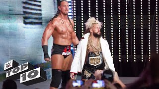 Tag Team Debuts: WWE Top 10, Nov. 20, 2017