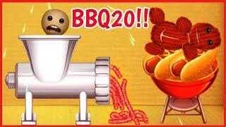 Buddy Chop Chop And BBQ 20 VS The Buddy Kick The Buddy #Kickthebuddy #Thebuddy