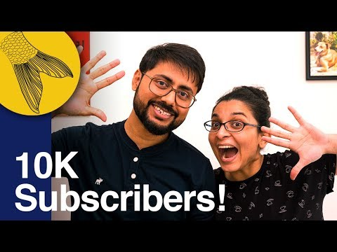Q&A Announcement! 10K Subscribers
