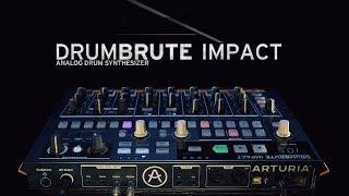 Arturia Drumbrute Impact - Video