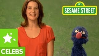 Sesame Street: Cobie Smulders shows Grover how to be Courteous