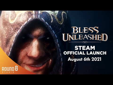 Bless Unleashed Drops Launch Trailer Ahead Of August 6th PC Launch