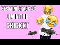 BTS MINI CRACK 3 JIMIN THE CRICKET